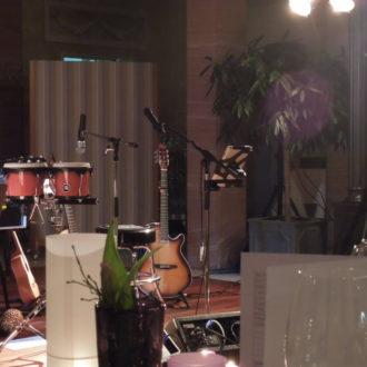 #Unplugged italo-blues Konzert