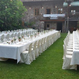 Italienische Hochzeit in Eppan in Südtirol