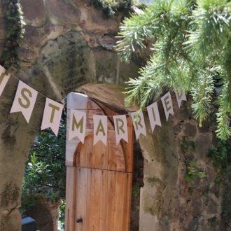 Just Married Italienische Hochzeit in Südtirol