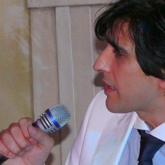 Italienischer Sänger als Solist buchen